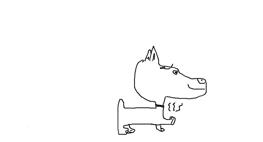 Dog Paw FritoSmell