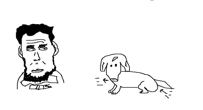 lincolns dog